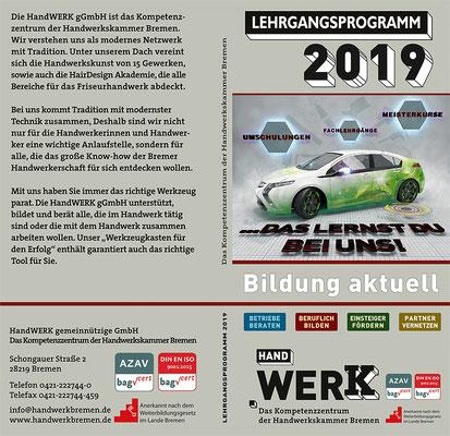 Lehrgangsheft / Kunde: Handwerk Bremen