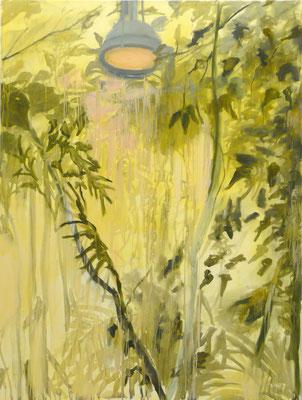 Garten II, Öl auf Leinwand, 2007