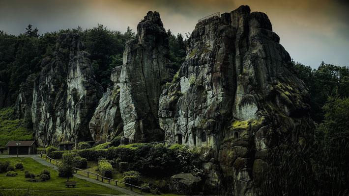 Horn-Bad Meinberg: Externsteine