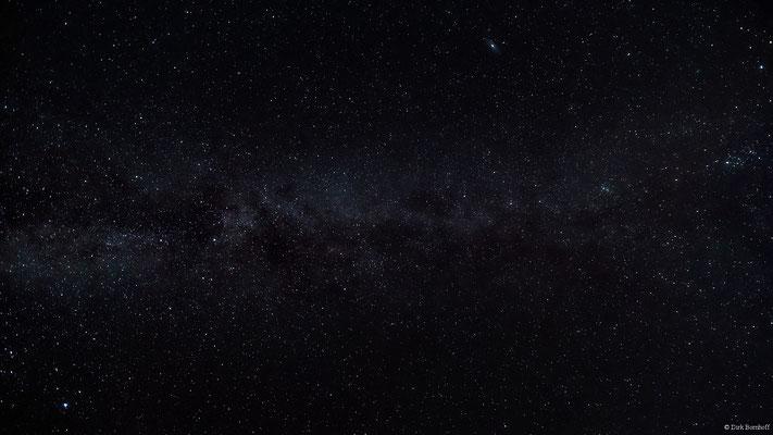 Milchstraße mit Andromeda, Deneb und Vega (Nordholz 27-11-2018 19:08 12mm f2 ISO2000 25s)