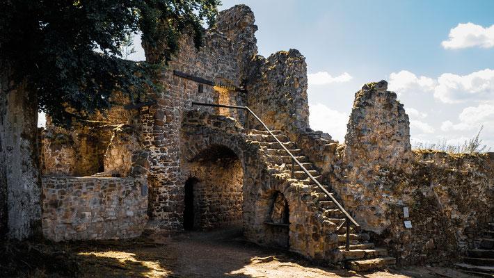 Burg Hohnstein bei Neustadt / Harz