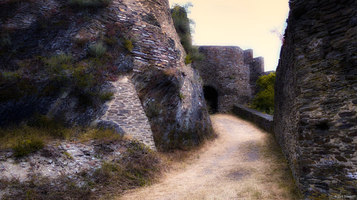 Burgruine Winneburg bei Cochem / Mosel