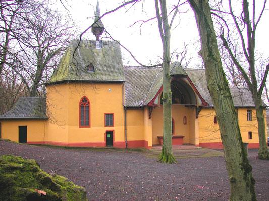 Wallfahrtskirche Maria Sternbach: -Bekämpfender Holzschutz im Heißluftverfahren