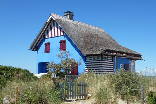 Das Blaue Haus am Graswarder