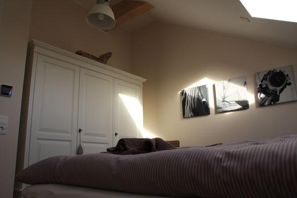 Kleines Schlafzimmer 54°NORD