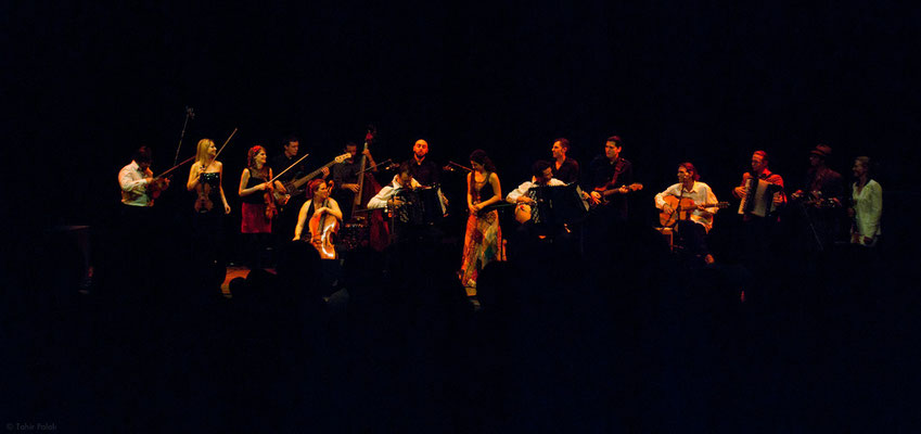 with She'koyokh, Kosmos & Paprika, Purcell Room