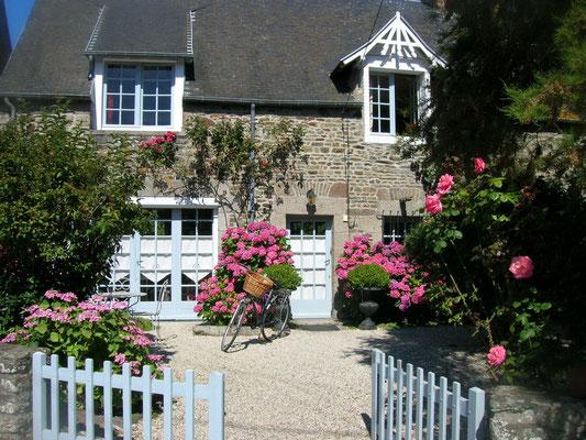 Le jardin de Dragey