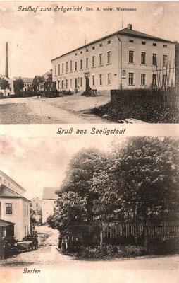 Postkarte Seeligstadt