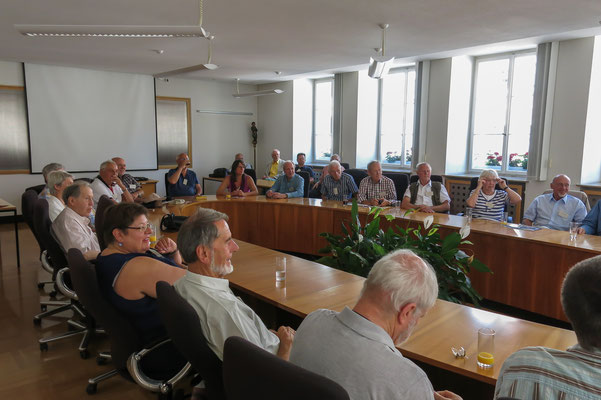 Die Starnberger Delegation