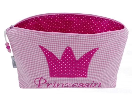 Windeltasche Prinzessin Krone