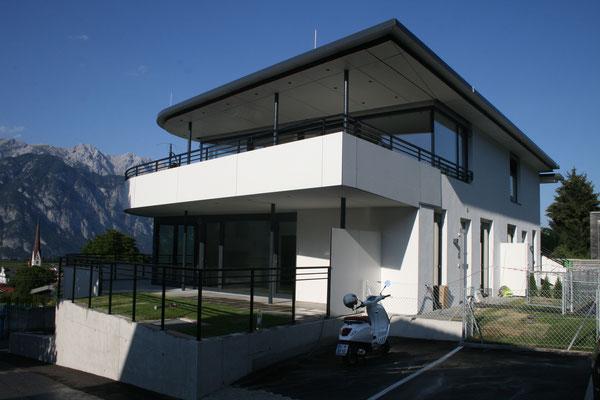 Wiesenweg BauArt Immobilien Wohnung  Zimmer Innsbruck Land Tirol Axams Mittelgebirge Neubau Projekt