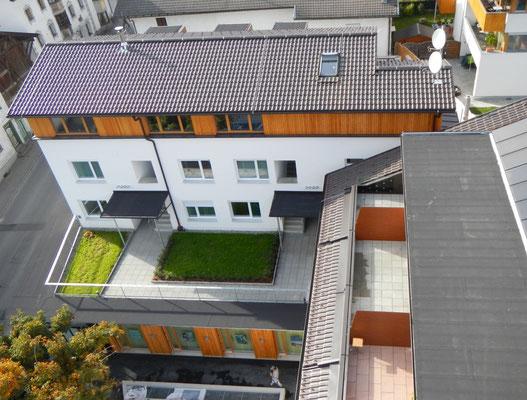 Axams Sylvester Jordan Straße Zentrum BauArt Immobilien Wohnung  Zimmer Büro Innsbruck Land Axams Tirol Neubau Projekt  6094