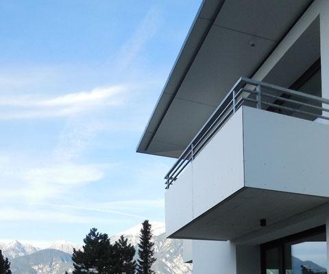 Living Wiesenweg Miete BauArt Immobilien Wohnung  Zimmer Innsbruck Land Axams Tirol Neubau Projekt