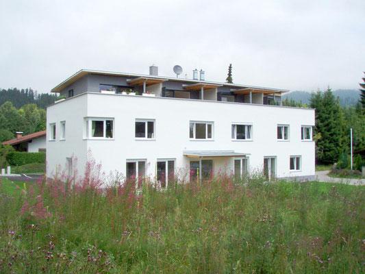 Telfs Puelacherweg BauArt Immobilien Wohnung  Zimmer Innsbruck Land Tirol Neubau Projekt kaufen Eigentum