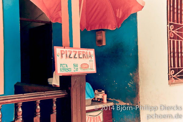 Cinco Peso Pizza - Baracoa