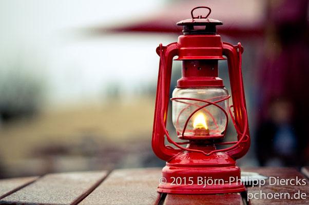 Öl-Lampe