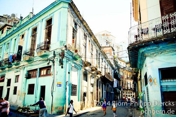 Kreuzung - Havanna