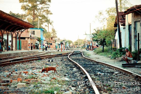Bahnhof Camagüey