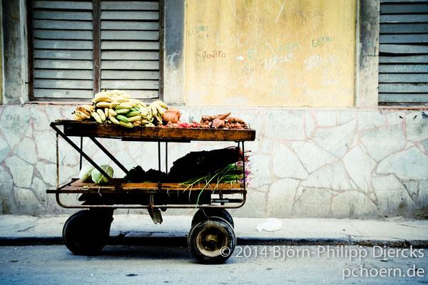 Obst und Gemüse - Havanna
