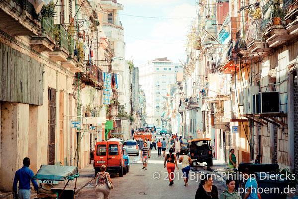 Straße - Havanna