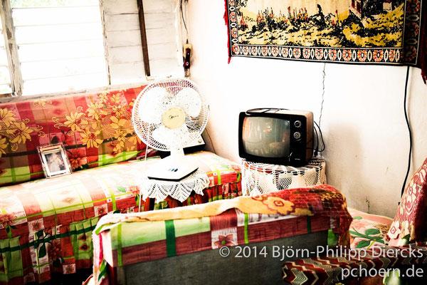 Kubanisches Wohnzimmer