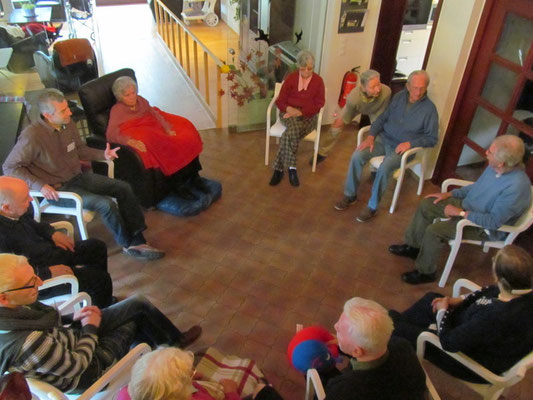 Lichtblick - Gesprächsrunde zur Adventszeit