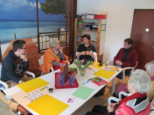 Lichtblick - Gesprächsrunde