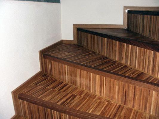 treppen im neuen gewand bodenbel ge ferenc toth mit uns machen sie boden gut. Black Bedroom Furniture Sets. Home Design Ideas