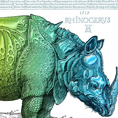 Bildausschnitt: RHINOCERUS / Metallica z