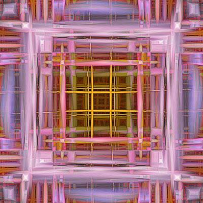 Kristall-Netz 1 a / 2021
