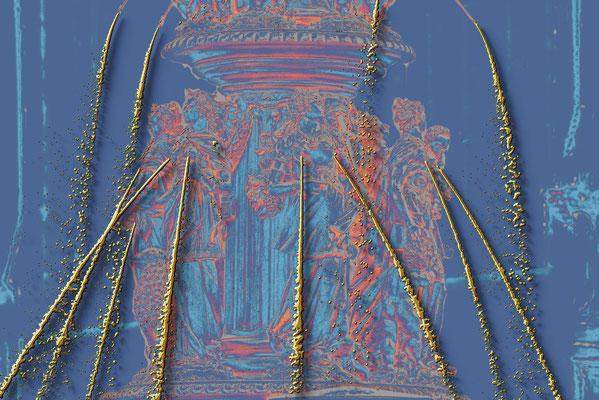 Tugendbrunnen 01 x / 2020 / UNIKAT