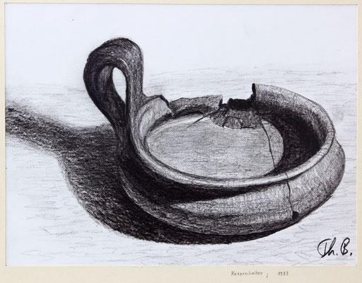 Bleistiftzeichnung / 1983