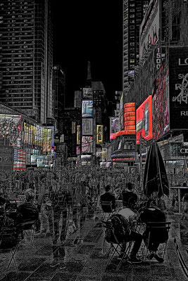 NYC-Times 1 a / UNIKAT
