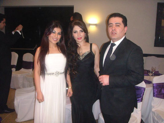 ATN Pre reception 2011 hosted by VIP Lounge under the management of HB Entertainment