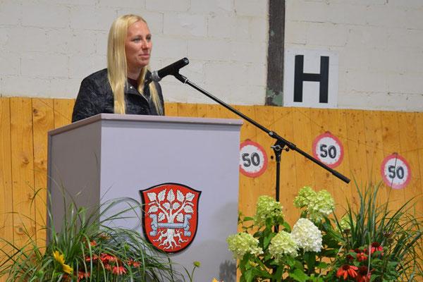 Diana Stolz, 1. Kreisbeigeordnete
