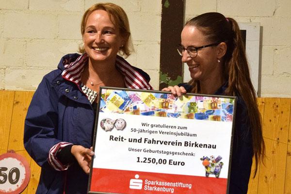 Andrea Helm, Stiftungsmanagerin Sparkassenstiftung Starkenburg