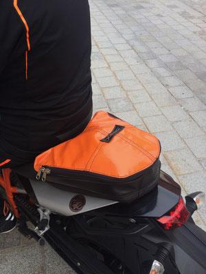 Motorradtasche Sonderanfertigung