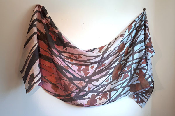 End Of October Scarf - Linen
