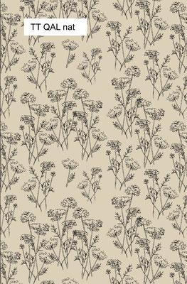 Tea Towel - Queen Anne's Lace natural   TT QAL nat