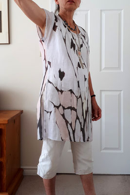Waiting for Spring Tunic - Linen
