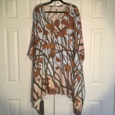 Linen Tunic - End Of October