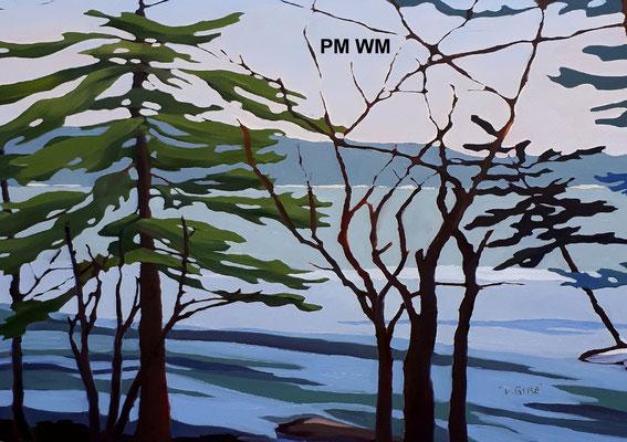 Place Mats - Winter Melt    (set of 2)    PM WM