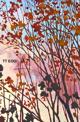 Tea Towel - End Of October    TT EOO