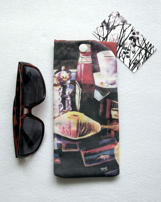 Soft Sunglasses Case