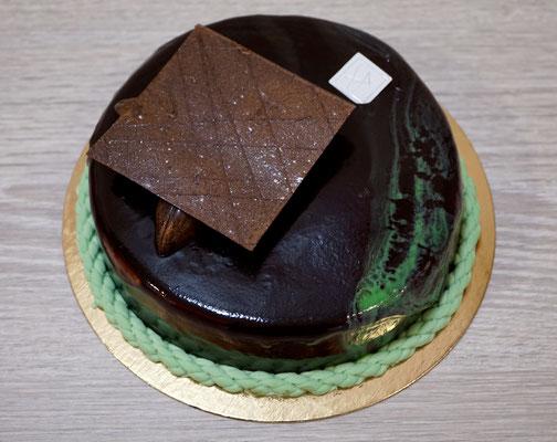 Glace Menthe Chocolat