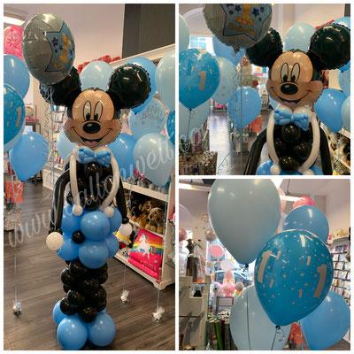 Mickey Maus Figur Preis:40,00€ Bitte bestellen Sie min.2-3 Tage im Voraus.