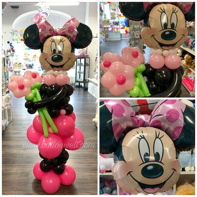 Minnie Maus Figur Preis: 40,00€ Bitte bestellen Sie min.2-3 Tage im Voraus.