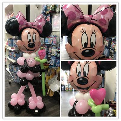 Minnie Maus Figur Preis: 35,00€ Bitte bestellen Sie min.2-3 Tage im Voraus.