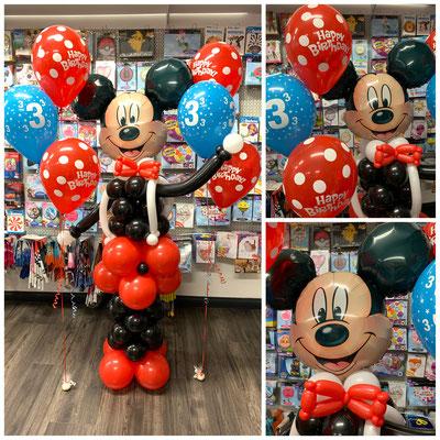 Mickey Maus Figur Preis: 40,00€ Bitte bestellen Sie min.2-3 Tage im Voraus.