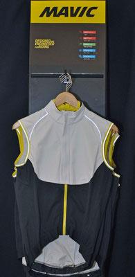€ 80,- statt € 130,-   Mavic Vision H2O Vest White/Black, Hr Gr. S - XXL (L ausverkauft), Da Gr. M - XL